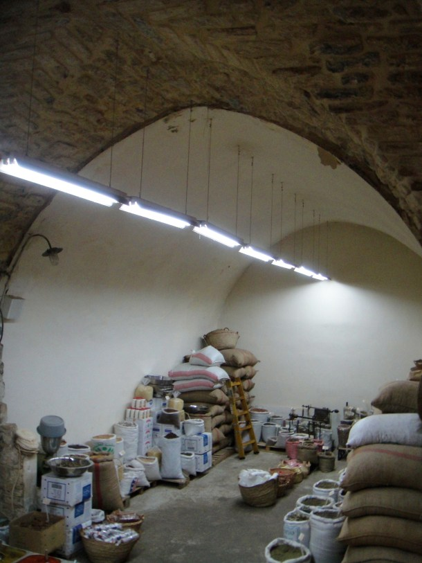 nazareth spice warehouse