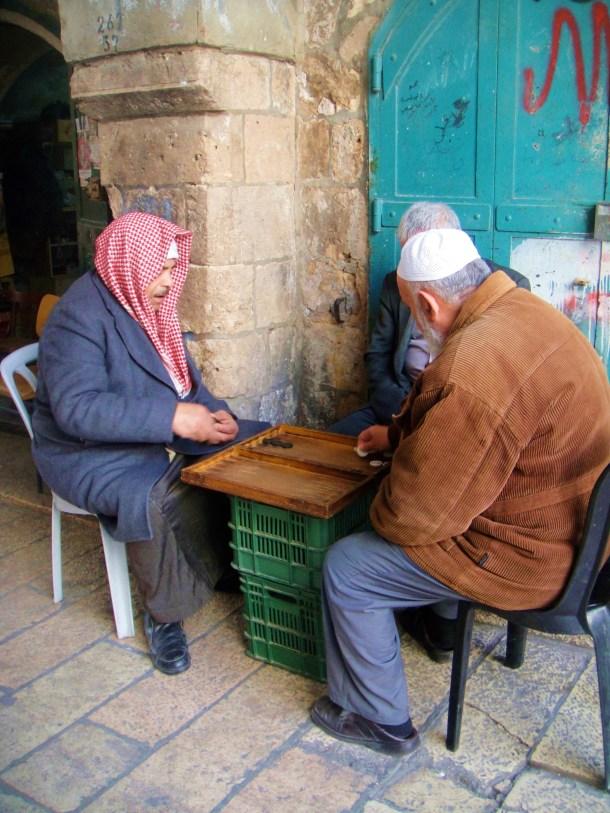 backgammon jerusalem