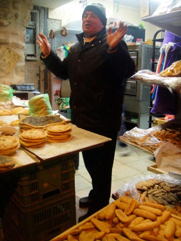 baker jerusalem old city