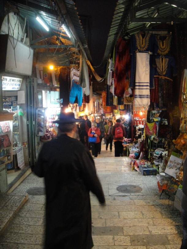marketplace jerusalem old city