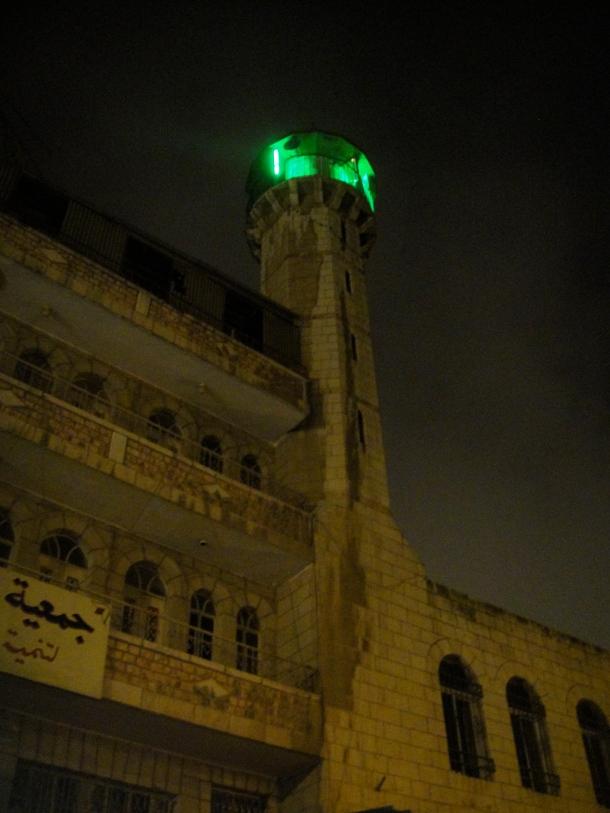 mosque jerusalem old city