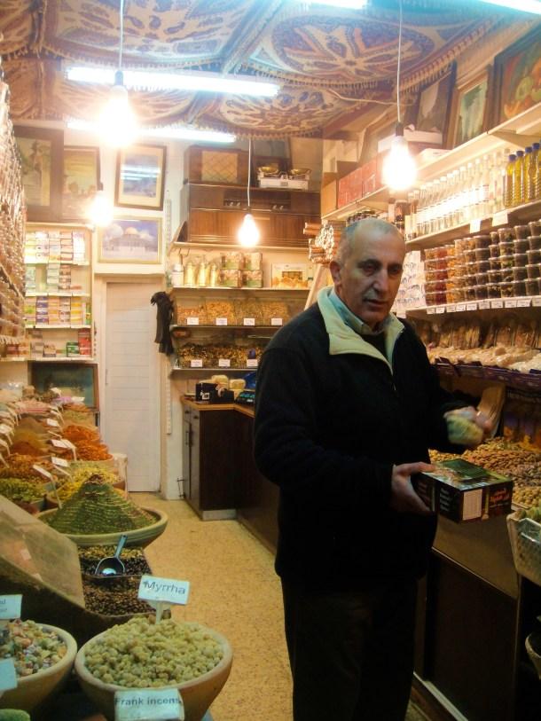 spice dealer jerusalem old city