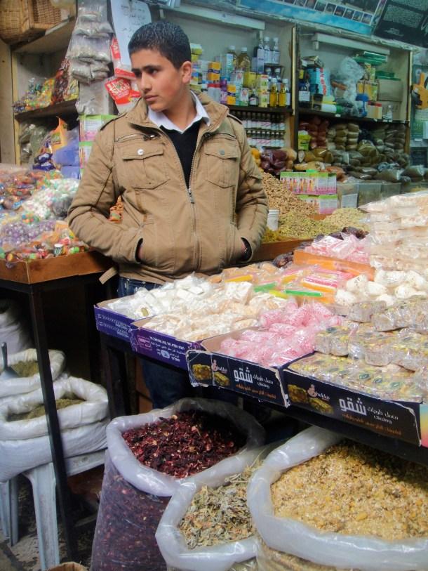 spice vendor jerusalem old city