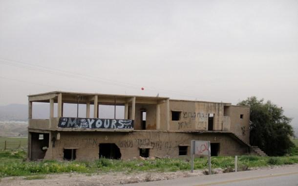 abandoned jordanian homes west bank