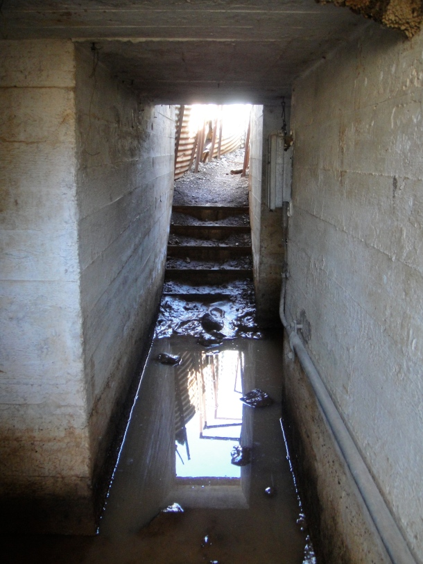 golan heights bunker