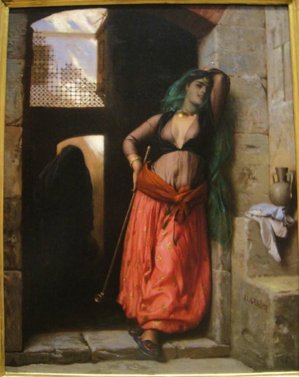 Jean-Léon Gérôme The Almeh