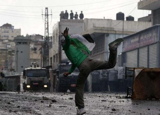 protester palestinian
