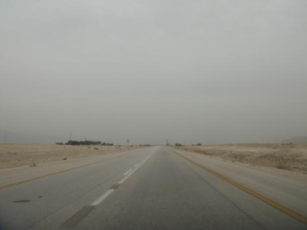 roadway palestine
