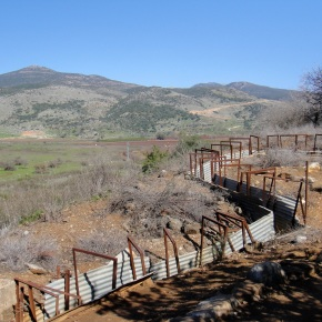 The Golan Heights: Tel Dan Post Outlook