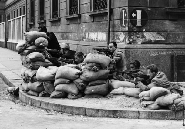 partisans italy