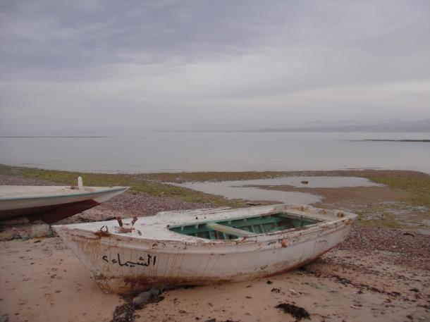 abandoned boats sinai