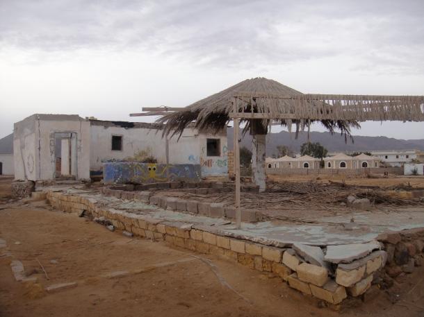 abandoned sinai