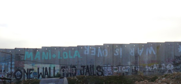 west bank separation barrier