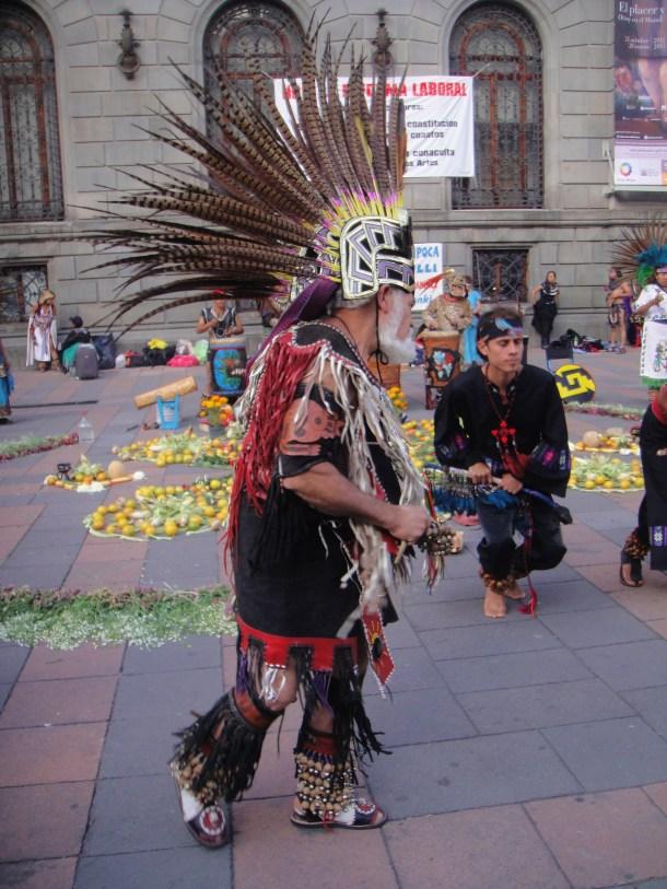 aztec revivalist