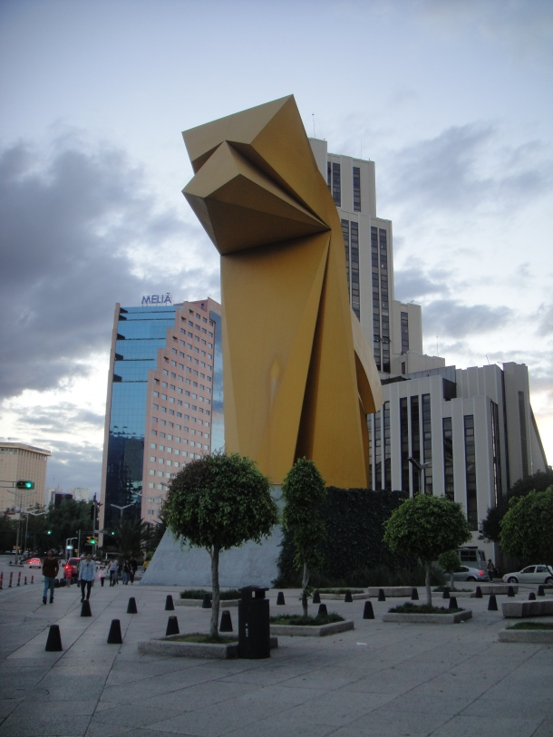 business district mexico city