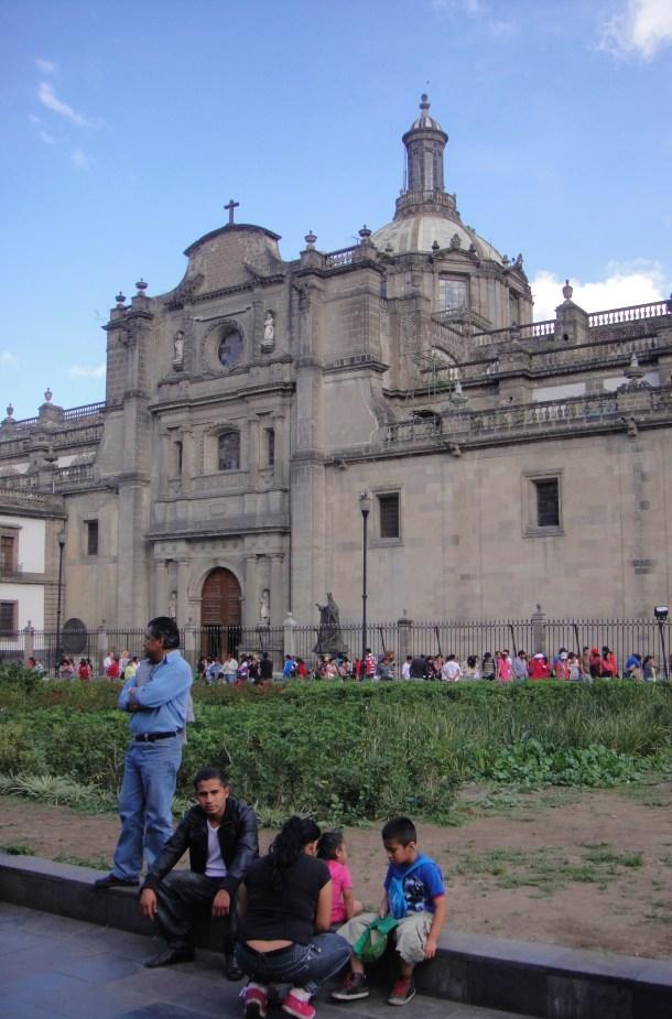 catedral metropolitana mexico city
