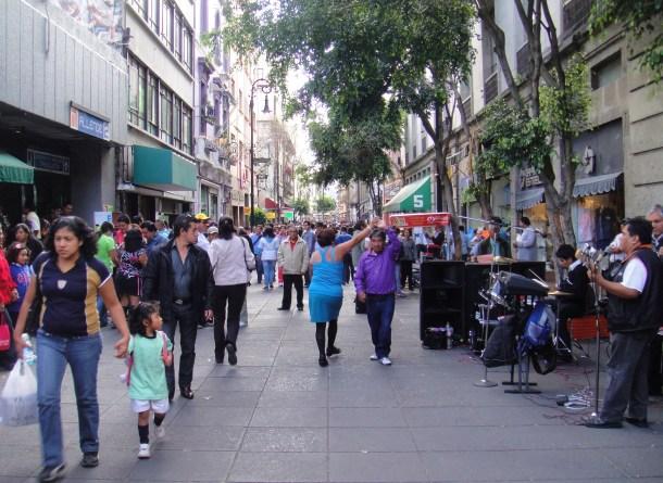 Mexico City centro