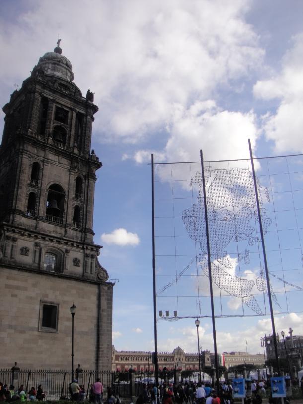 plaza de la constitucion mexico city