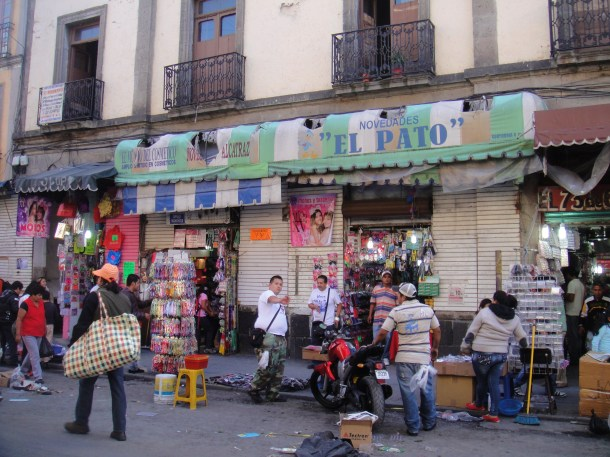 shops mexico city