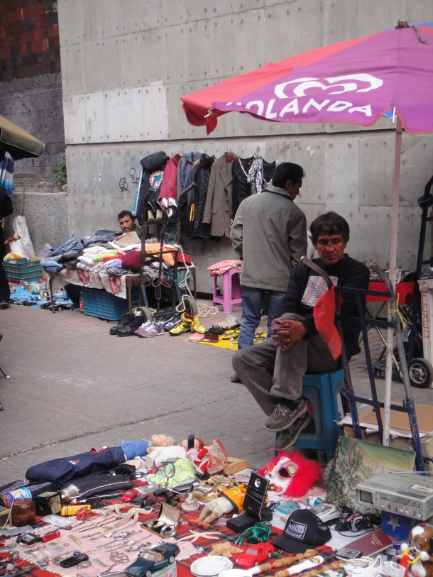 street market mexico city