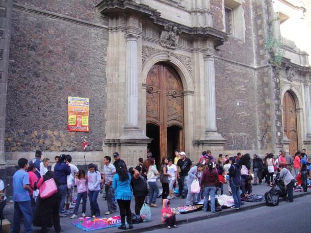 street market mexico city
