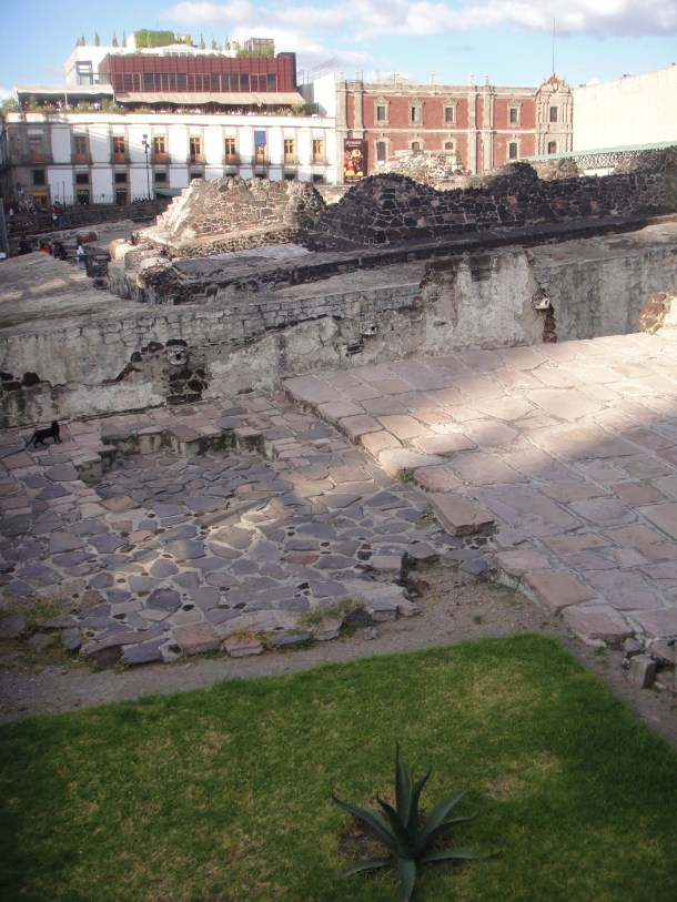 templo mayor mexico city