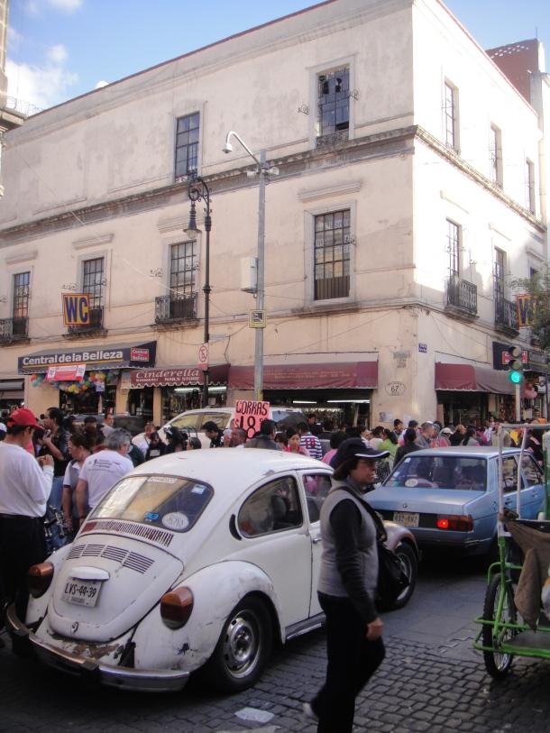 volkswagen beetle mexico city