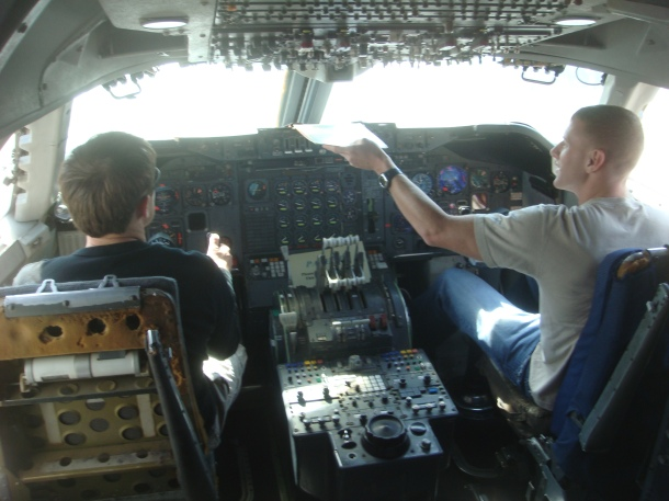 ames srt test flight