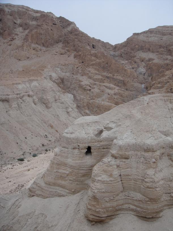 cave 4 kumran