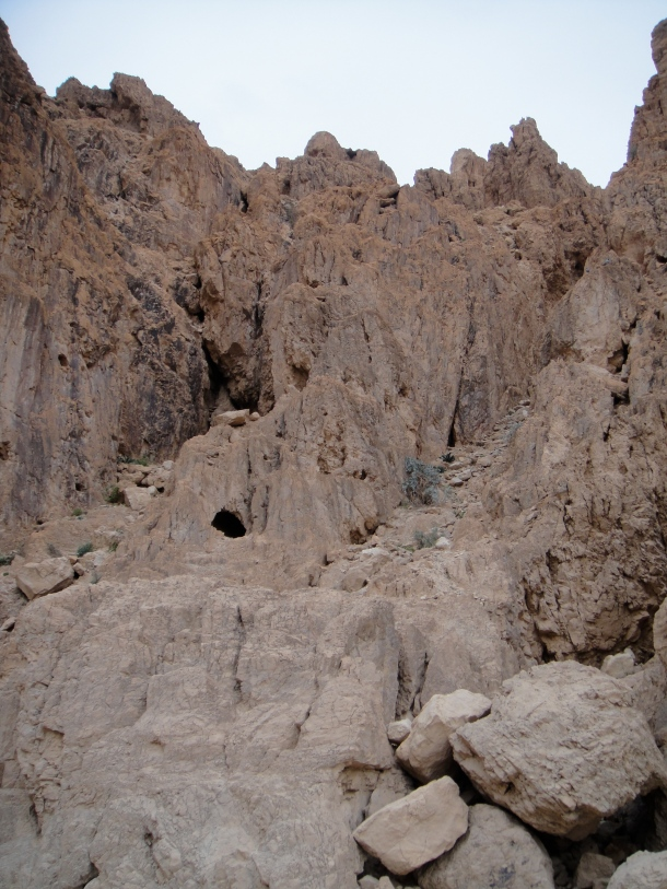 caves kumran