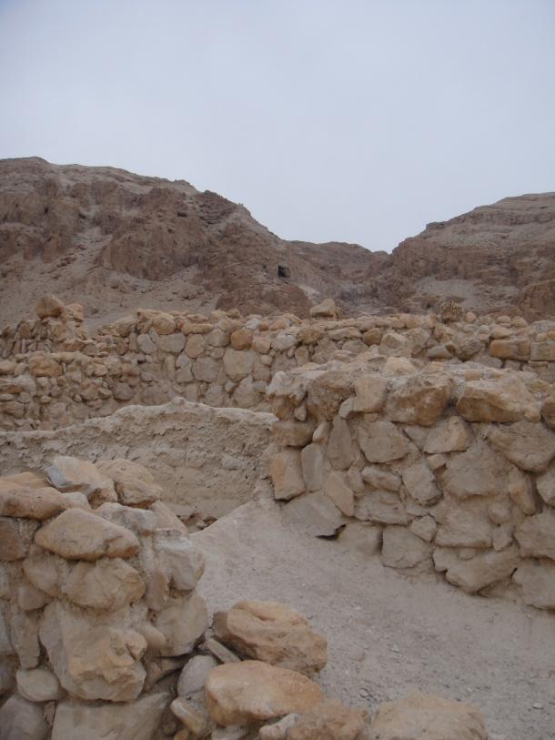 qumran settlement