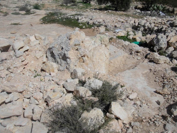 susiya-destroyed-cistern