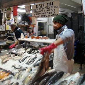 Jerusalem's Mahane YehudaMarket