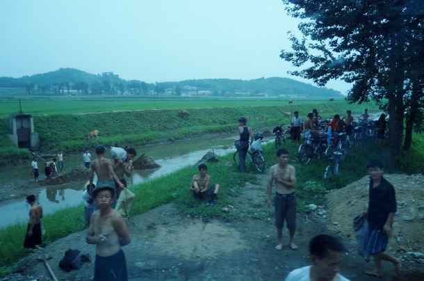 laborers-north-korea