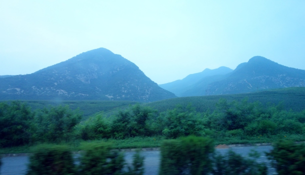 mountains-north-korea