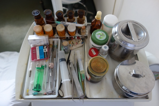 dental-instruments-north-korea