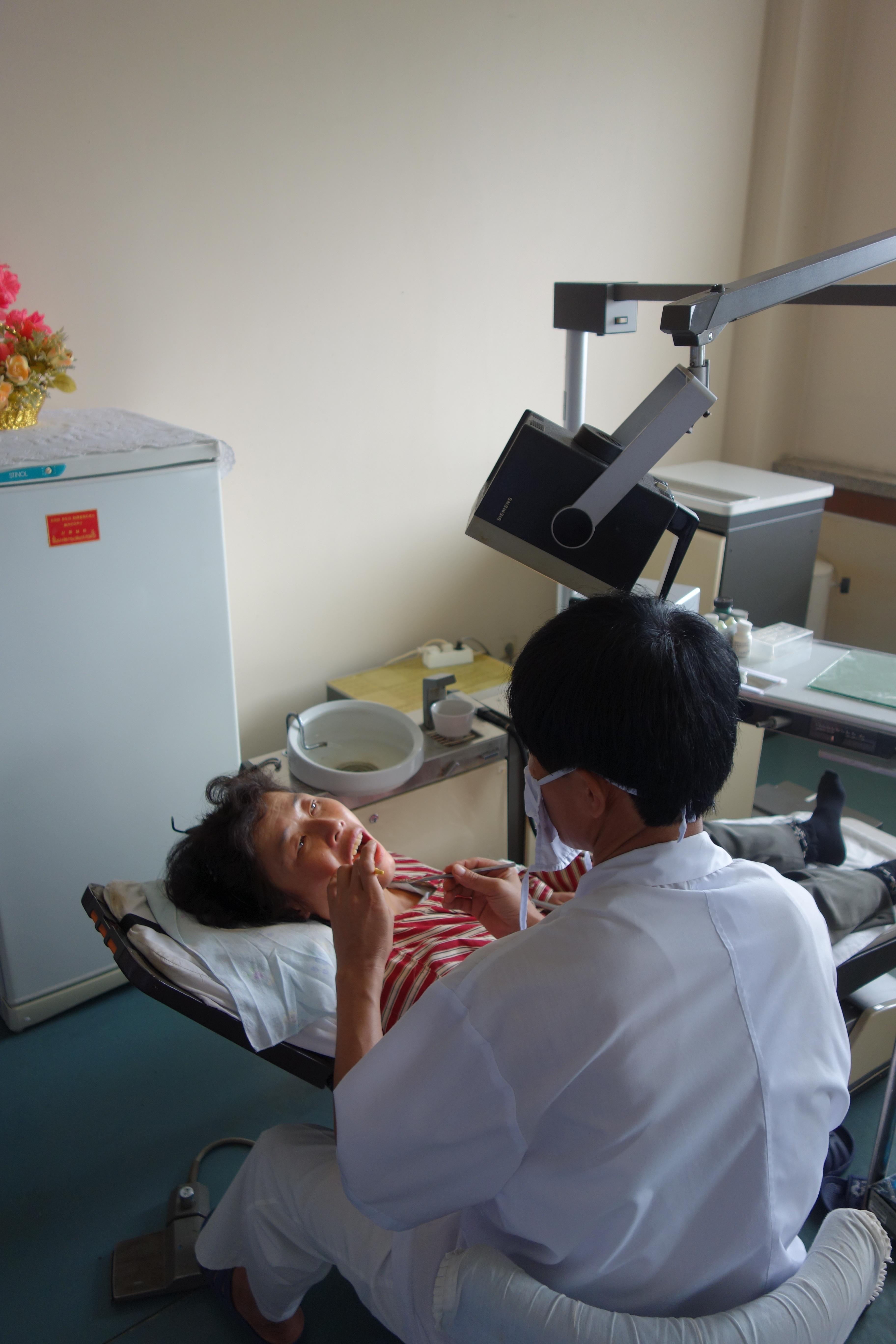 The North Korean Dental Experience | The Velvet Rocket