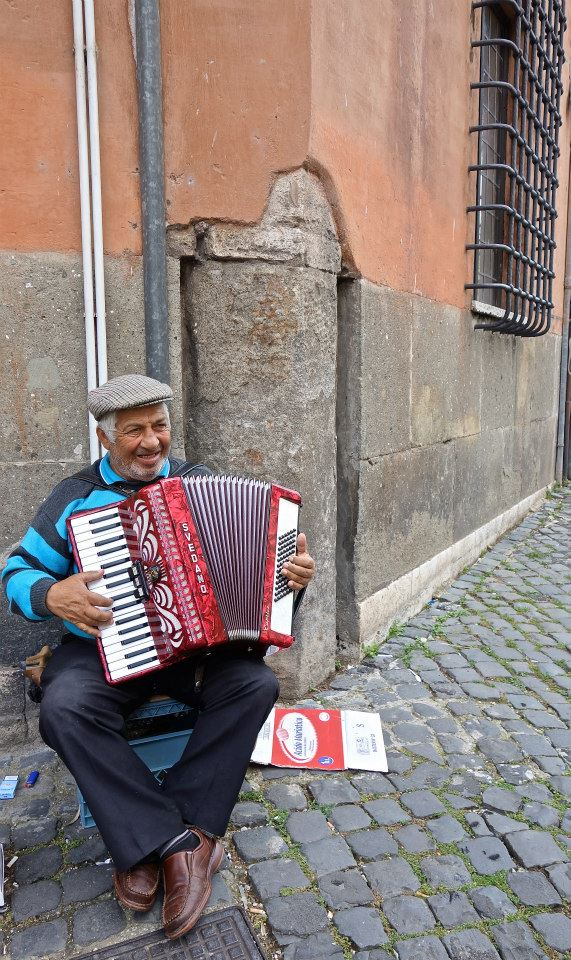 Accordion-Rome