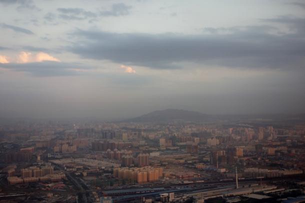 aerial-view-urumqi
