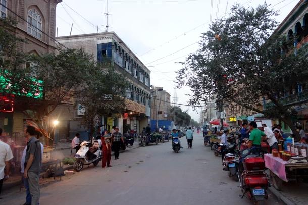 kashgar-street-scene