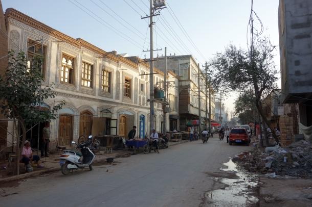 kashgar-streets
