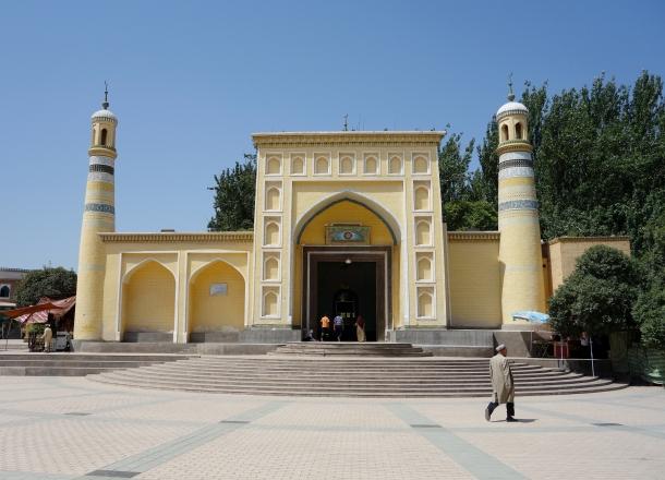 mosque-kashgar