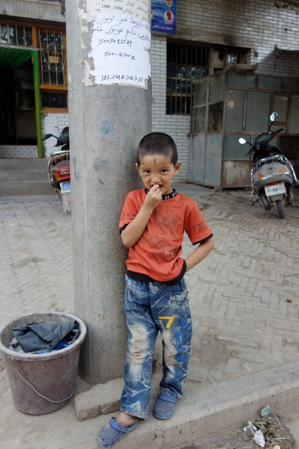 uighur-child