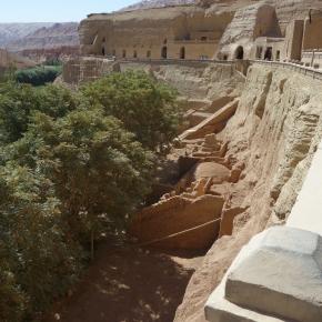 Visiting The Bezeklik Thousand BuddhaCaves