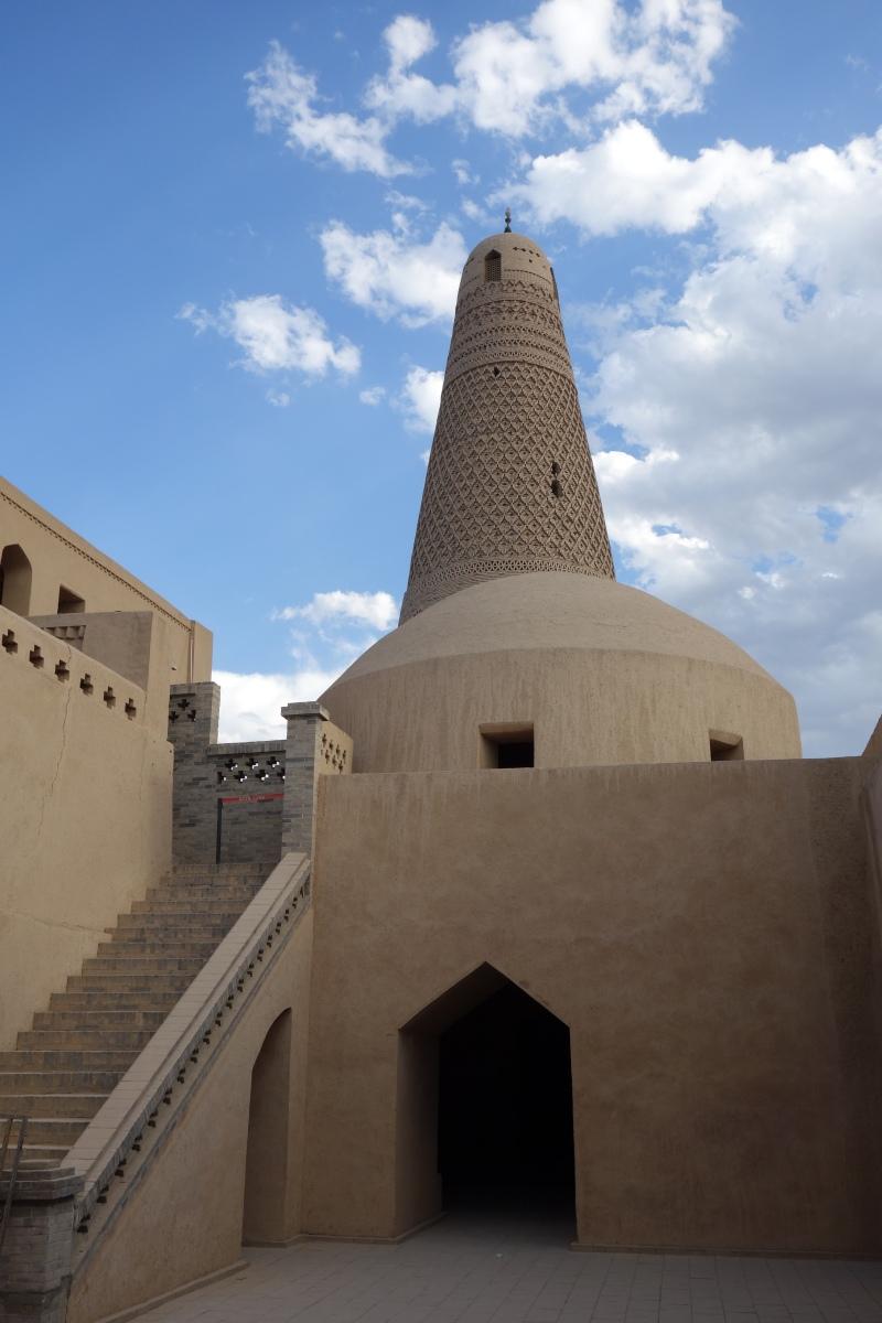 the emin minaret  the tallest minaret in china