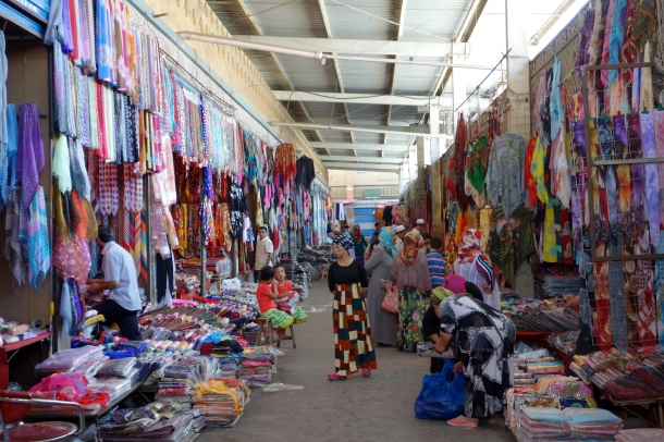 kashgar-bazaar