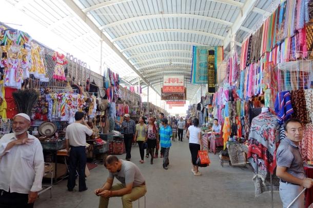 kashgar-sunday-bazaar