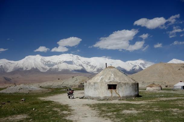 Kyrgyz-Village