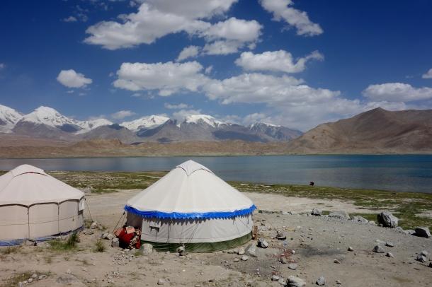 Kyrgyz-yurts
