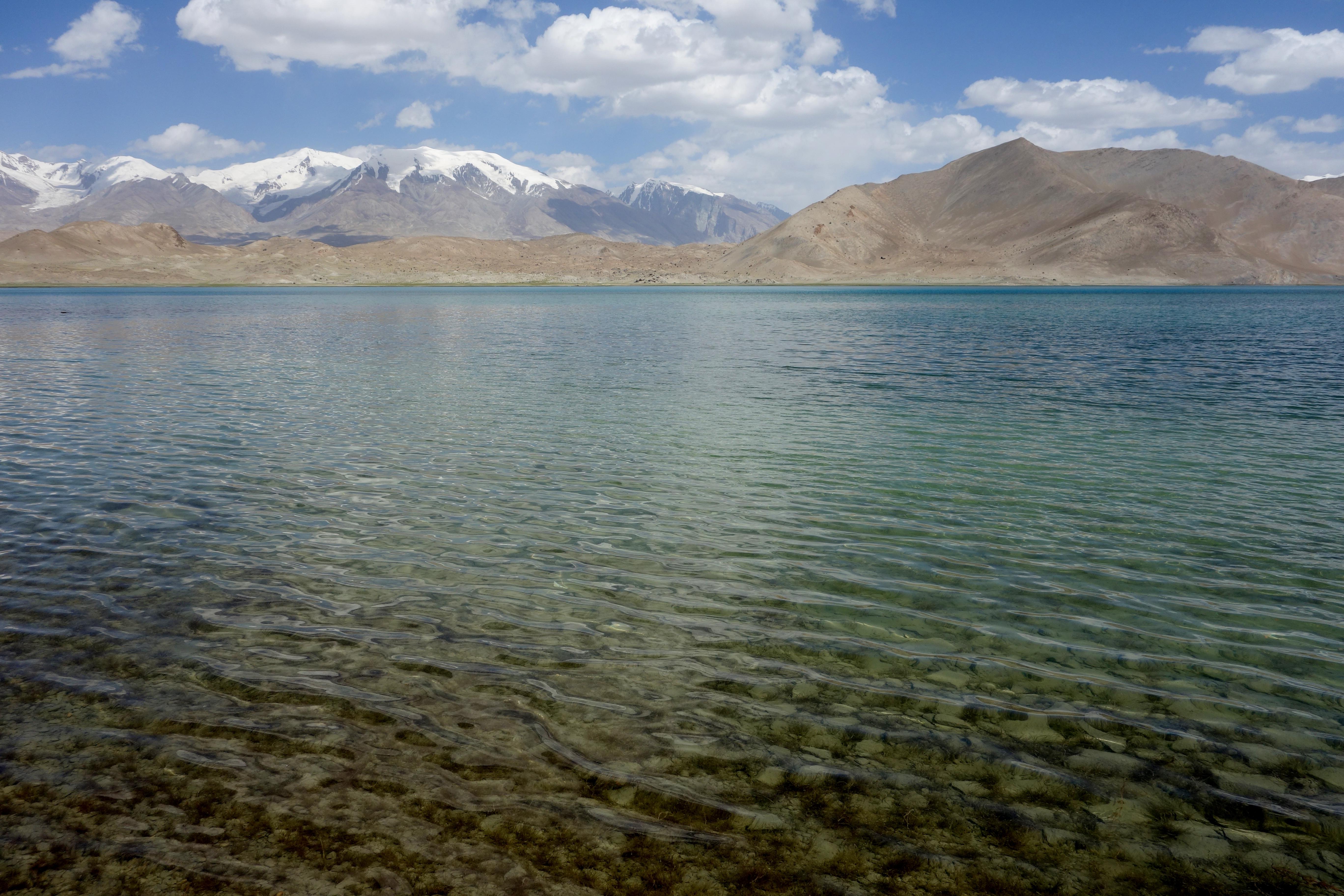 Karakul Lake Yurt Lake Karakul